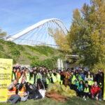 Limpieza del Ebro: conseguida :)