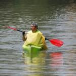 Bonita foto de una bonita acción por nuestros ríos.