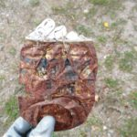 Una lata tarda mas de 10 años biodegradarse ¿Cuanto llevará esta en el río?