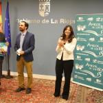PREMIO estancia fin de semana Balneario Grávalos para 2 personas: LORENA MARQUES & JOSE ANGEL BONAFUENTE